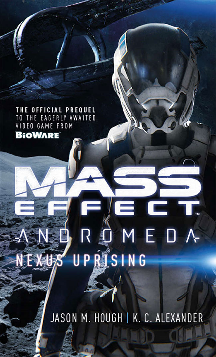Mass Effect - Andromeda: Nexus Uprising brand new s262dc b20 6pcs set with free dhl ems