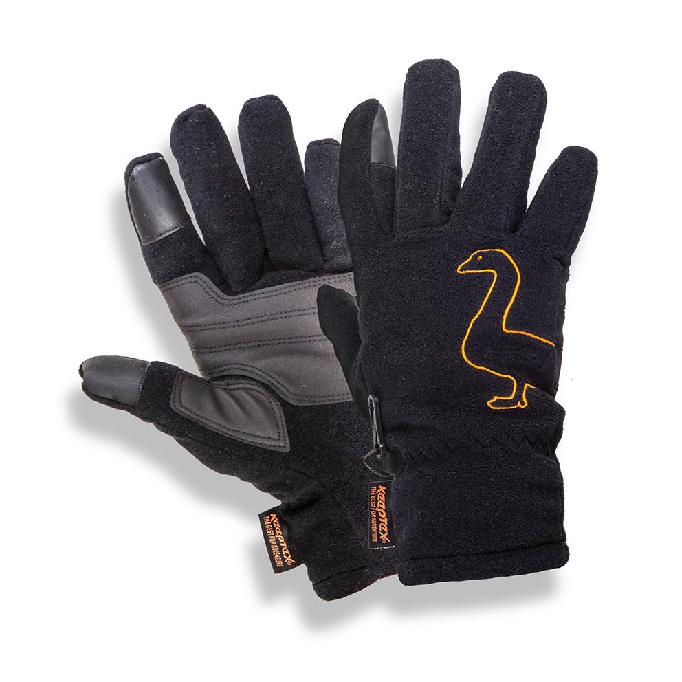 Перчатки Keeptex, цвет: черный. GC555. Размер XL (26)GC555Легкие, теплые, водонепроницаемые, дышащие перчатки, изготовленные из высококачественного флиса в сочетании с мягкой и прочной натуральной кожей делают эти перчатки очень удобными и комфортными. Специальные электропроводящие накладки на указательных пальцах позволят комфортно пользоваться смартфоном или планшетом не снимая перчаток. Специально разработаны для использования на открытом воздухе в любое время года, как в обычной жизни, так и в таких видах деятельности, как туристические походы, охота, рыбалка, езда на велосипеде. Внутренний слой – антибактериальный трикотажный флисМембранная вставка - водонепроницаемая дышащая ветронепроницаемая полиуретановая мембрана PORELLE DRY ® 55 микрон Внешний слой - прочный трикотажный флис со вставками из натуральной замши и электропроводящей накладкой на указательном пальце