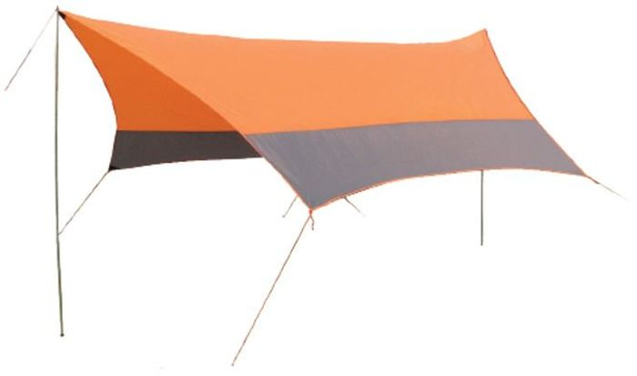 Тент Sol, цвет: оранжевый, 440 х 440 см тент sol orange slt 011 02