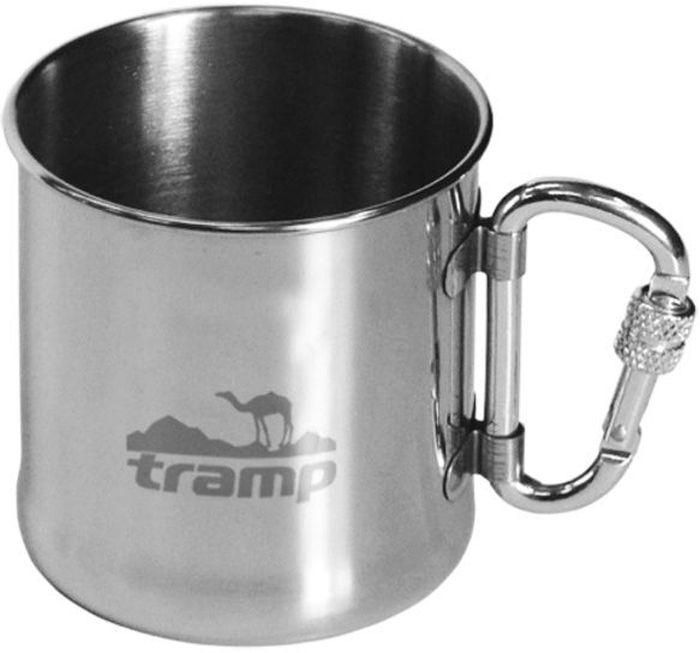 Кружка Tramp, с ручкой-карабином, 0,3 л. TRC-012