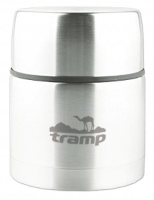 Термос Tramp, с широким горлом, цвет: серый, 0,5 л. TRC-077 пульт alto zmx52