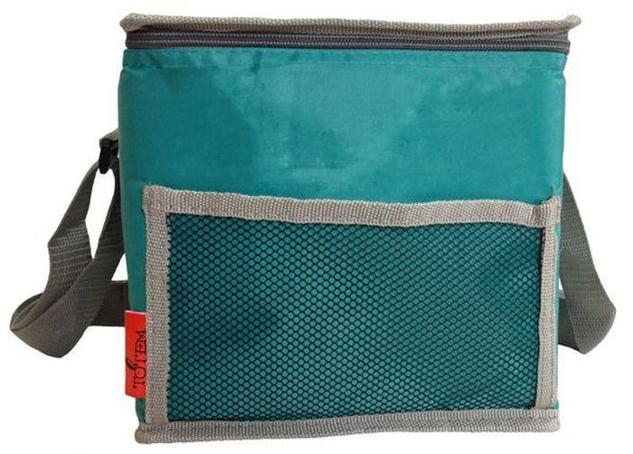 """Термосумка """"Totem"""" - удобная сумка-холодильник для сохранения и переноски продуктов в условиях отсутствия холодильных камер (на охоте, рыбалке, туристических походах, путешествиях и выездах на природу). Время удержания холода без аккумуляторов 6 часов, с аккумуляторами - 12 часов. Сумка изготовлена из износостойких материалов устойчивых к ультрафиолетовому излучению. Доступ к сумке осуществляется через верхний клапан на молнии. Изделие оснащено регулируемым по длине плечевым ремнем.На лицевой стороне расположен сетчатый карман. Материал: полиэстер 420D. Размер термосумки: 39 x 20 x 27,5 см."""