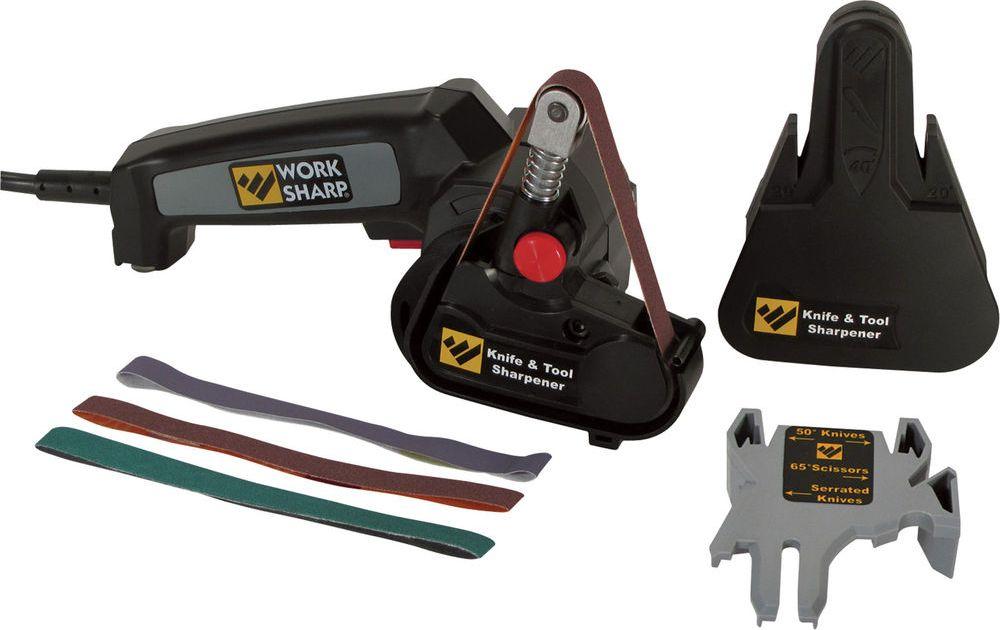Точилка для ножей Work Sharp Knife & Tool, электрическая