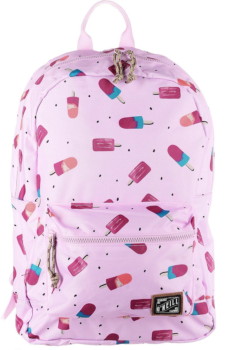 Рюкзак городской O'Neill Bm Coastline Backpack, цвет: розовый колонка dynaudio bm compact mkiii