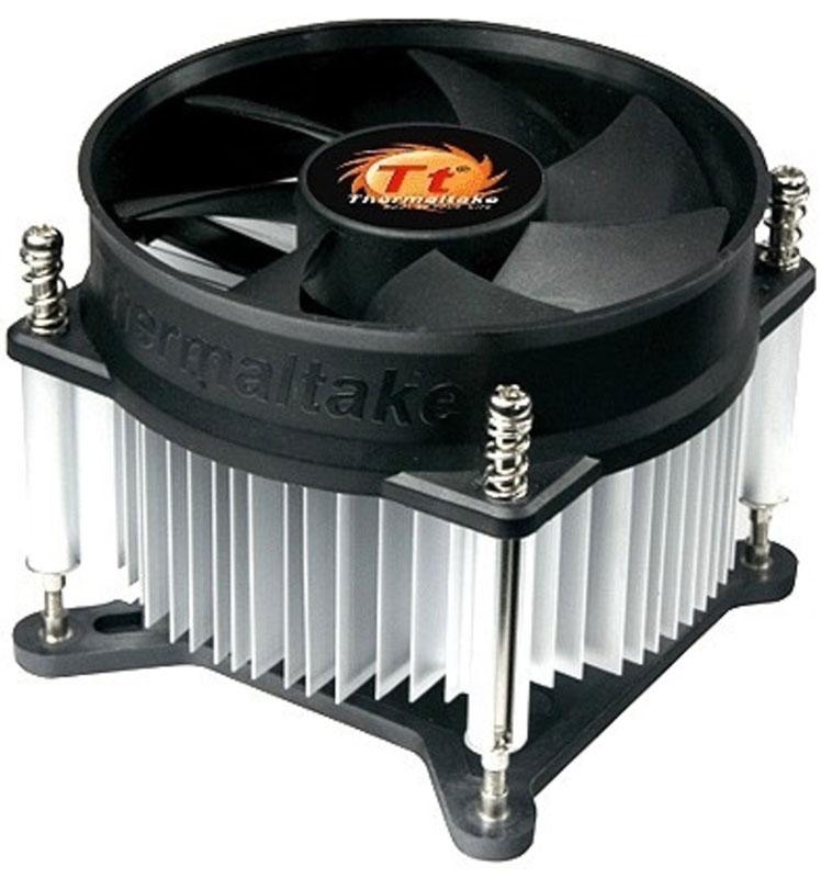 Thermaltake CLP0556-B кулер компьютерный кулер thermaltake contac 21