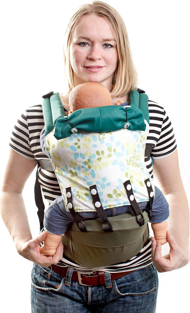 SlingMe Хипсит Nature 2 в 1 slingme рюкзак переноска стронг классик