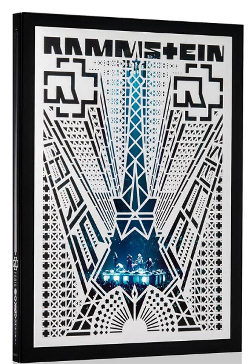 Rammstein: Paris (DVD) чиполлино заколдованный мальчик сборник мультфильмов 3 dvd полная реставрация звука и изображения