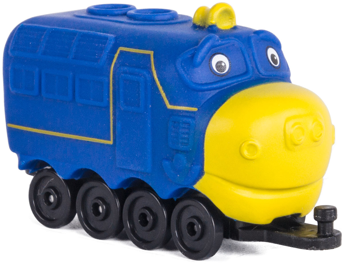 Chuggington Паровоз Брюстер