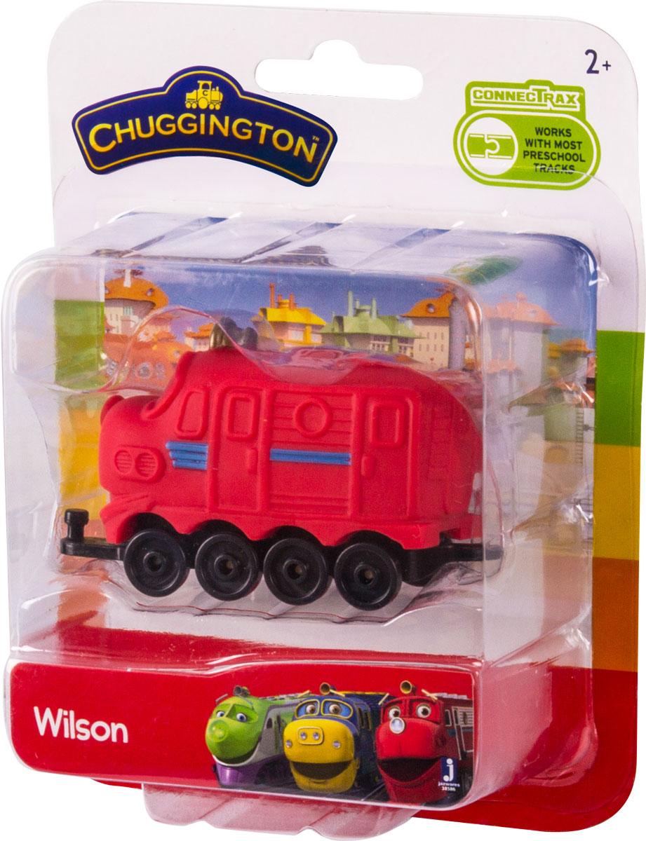 Chuggington Паровоз Уилсон