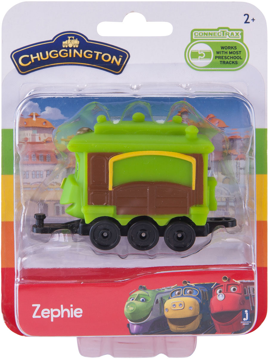 Chuggington Паровоз Зефи