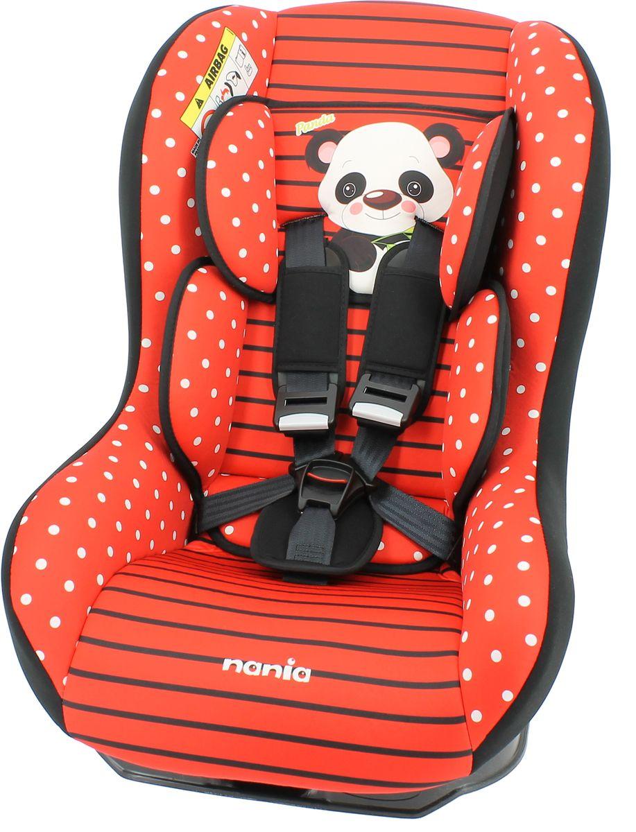 Nania Автокресло Driver от 0 до 18 кг цвет panda red