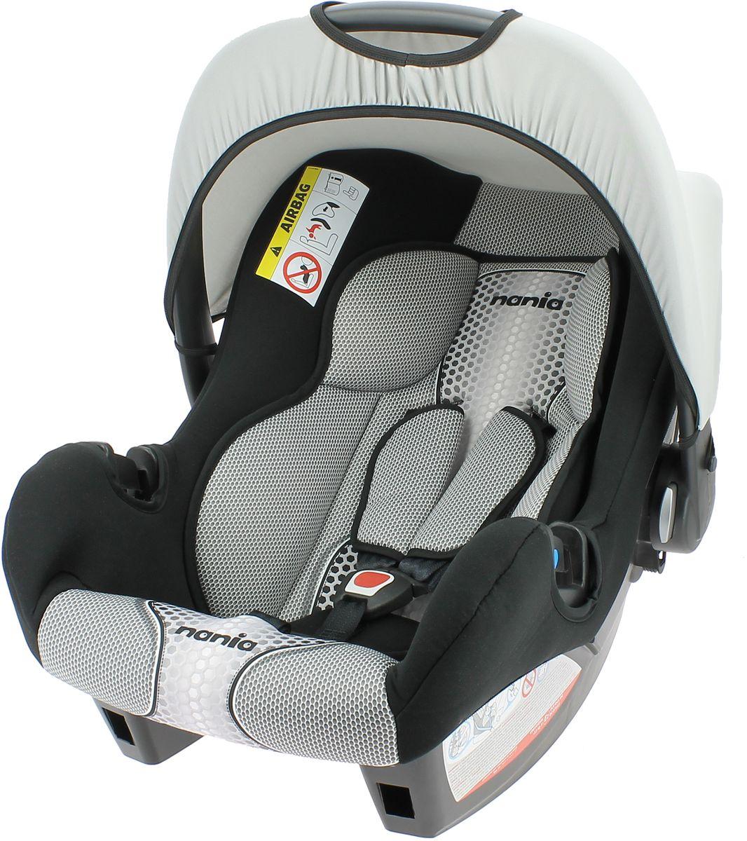 Купить Nania Автокресло Beone SP FST от 0 до 13 кг цвет серый черный, Team Tex