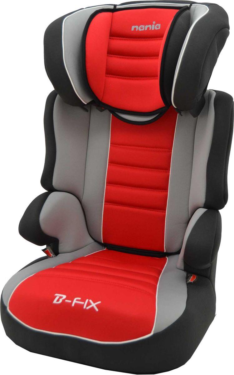 Nania Автокресло Befix SP LX от 15 до 36 кг цвет серый красный - Автокресла и аксессуары
