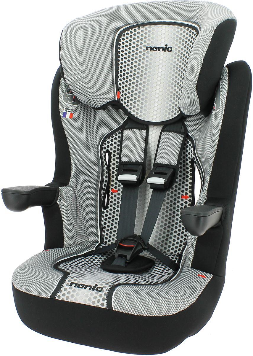Nania Автокресло Imax SP FST от 9 до 36 кг цвет серый черный nania автокресло cosmo sp isofix ferrari black до 18 кг