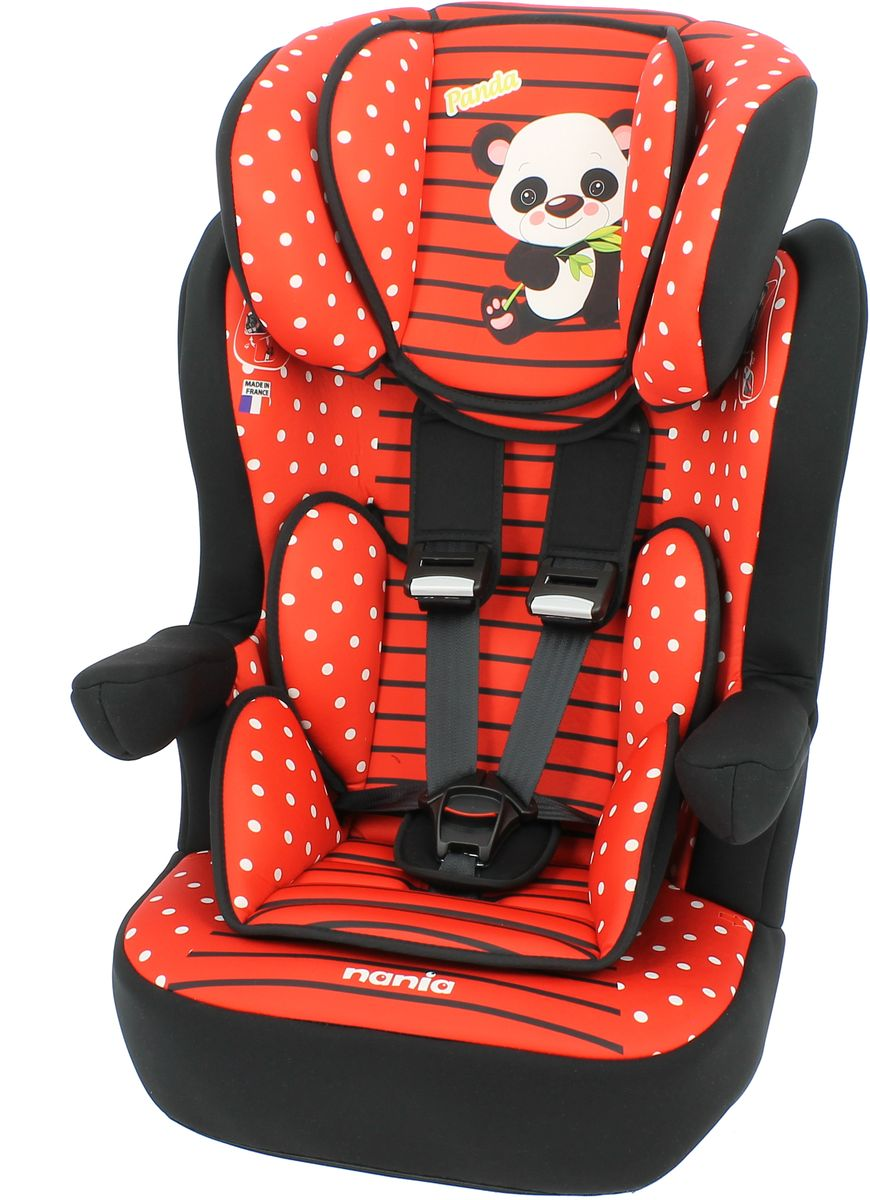 Nania Автокресло Imax SP от 9 до 36 кг цвет panda red