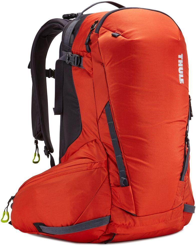 Рюкзак горнолыжный Thule Upslope, цвет: оранжевый, 35 л слитно или раздельно не или ни