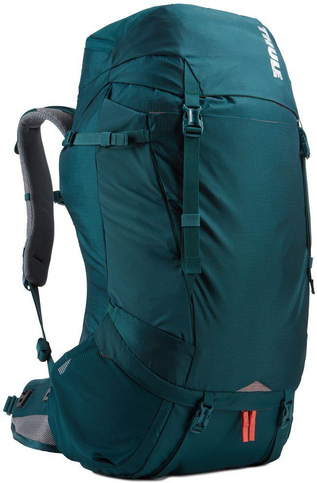 Рюкзак туристический женский Thule  Capstone , цвет: темно-бирюзовый, 50 л - Туристические рюкзаки