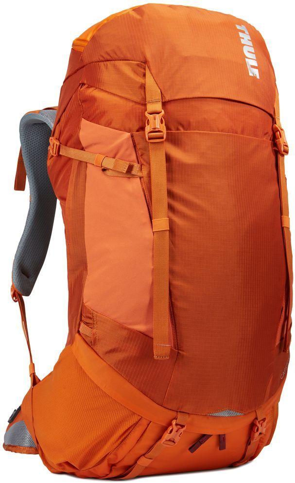 Рюкзак туристический мужской Thule Capstone, цвет: коричневый, 40 л223202Туристический мужской рюкзак Thule Capstone подходит для путешествий на целый день или коротких путешествий с ночевкой. Имеет полностью регулируемую подвеску, воздухопроницаемую заднюю панель и дождевой чехол.Особенности:- Система крепления MicroAdjust позволяет отрегулировать ремень для торса на 10 см при надетом рюкзаке, чтобы добиться идеальной посадки.- Сеточная задняя панель натягивается, обеспечивая превосходную воздухопроницаемость и позволяя вам не потеть и оставаться сухим в пути.- Яркая съемная накидка от дождя обеспечивает сухость ваших принадлежностей во время ливней.- Карманы с застежкой-молнией на крышке и набедренном ремне для хранения солнцезащитных очков и других мелких предметов.- Эластичный карман Shove-it Pocket обеспечивает быстрый доступ к часто используемым предметам.- Боковые стягивающие ремни позволяют закрепить груз на петлях или снаружи рюкзака.- Крепления для трекинговых палок и ледоруба с эластичными стропами можно убрать, если они не используются.- Конструкция, предназначенная для хранения воды, включает карман для емкости с водой, отверстие для трубки и два боковых кармана для бутылок с водой (бутылки приобретаются отдельно).