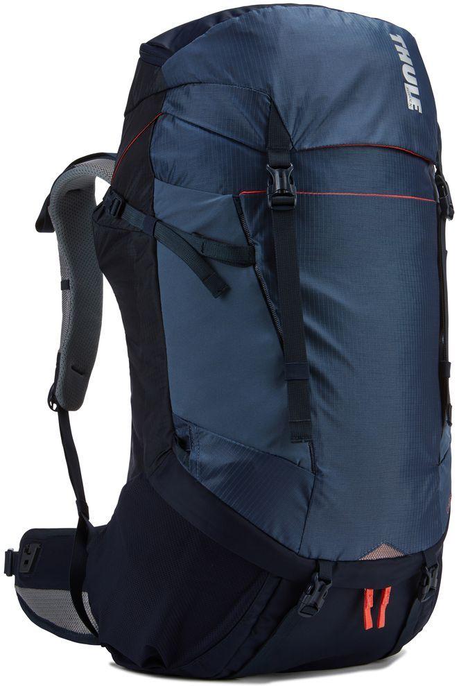Рюкзак туристический женский Thule Capstone, цвет: синий, 40 л223203Туристический женский рюкзак Thule Capstone подходит для путешествий на целый день или коротких путешествий с ночевкой. Имеет полностью регулируемую подвеску, воздухопроницаемую заднюю панель и дождевой чехол.Особенности: - Система крепления MicroAdjust позволяет отрегулировать ремень для торса на 10 см при надетом рюкзаке, чтобы добиться идеальной посадки.- Сеточная задняя панель натягивается, обеспечивая превосходную воздухопроницаемость и позволяя вам не потеть и оставаться сухим в пути.- Яркая съемная накидка от дождя обеспечивает сухость ваших принадлежностей во время ливней.- Регулируемый поясной ремень совместим со взаимозаменяемыми аксессуарами VersaClick (приобретаются отдельно).- С помощью держателя палок VersaClick, входящего в комплект поставки, можно удобно закрепить трекинговые палки на поясном ремне, не снимая рюкзак.- Небольшие принадлежности можно хранить в карманах на молнии в верхнем клапане и в поясном ремне.- Эластичный карман Shove-it Pocket обеспечивает быстрый доступ к часто используемым предметам.- Основное отделение открывается сверху и снизу, чтобы вы могли быстро достать нужное снаряжение во время пути.- Можно легко переместить снаряжение в переднюю часть рюкзака с помощью ремешка, продетого сквозь прочную петлю.- Задние крепления для трекинговых палок и ледоруба можно убрать, если они не используются.