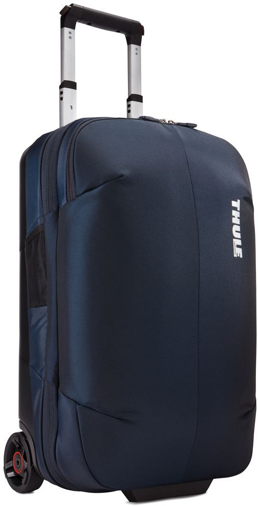 Сумка дорожная Thule Subterra Rolling, цвет: темно-синий, 36 л сумка дорожная thule subterra luggage цвет темно серый 75 л