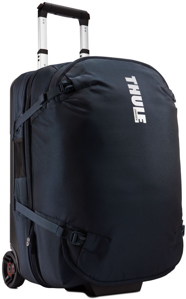 Сумка дорожная Thule Subterra Duffel, цвет: темно-синий, 56 л чемоданы thule дорожная сумка на колесах thule crossover