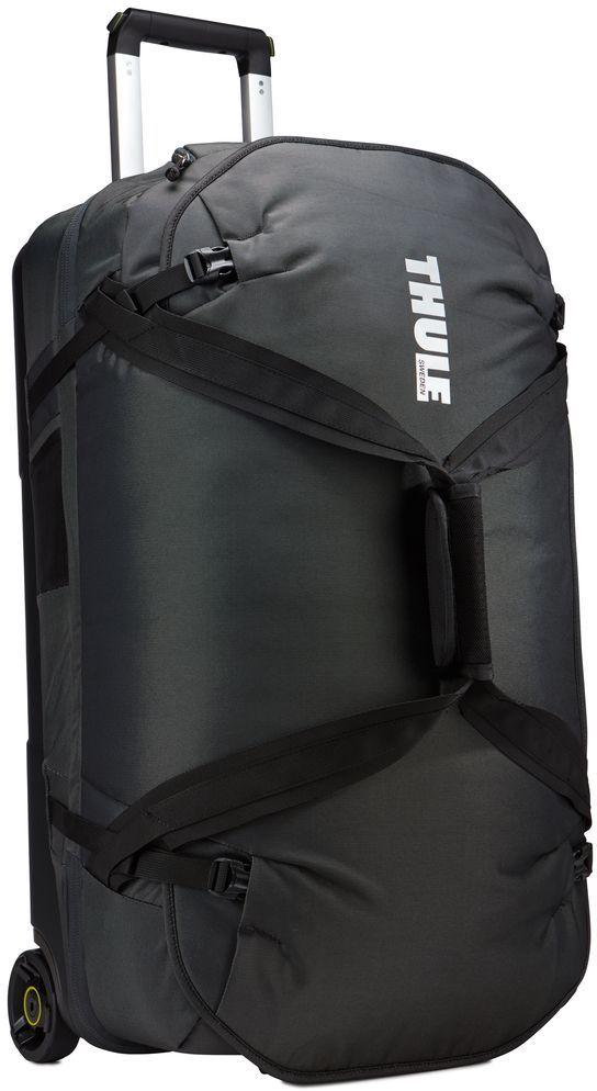 Сумка дорожная Thule Subterra Luggage, цвет: темно-серый, 75 л чемоданы thule дорожная сумка на колесах thule crossover