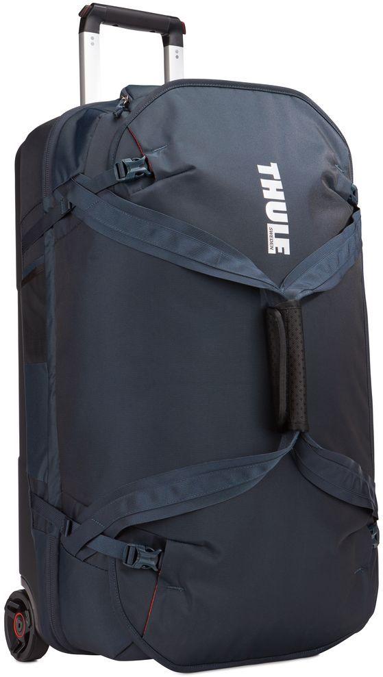 Сумка дорожная Thule Subterra Luggage, цвет: темно-синий, 75 л чемоданы thule дорожная сумка на колесах thule crossover