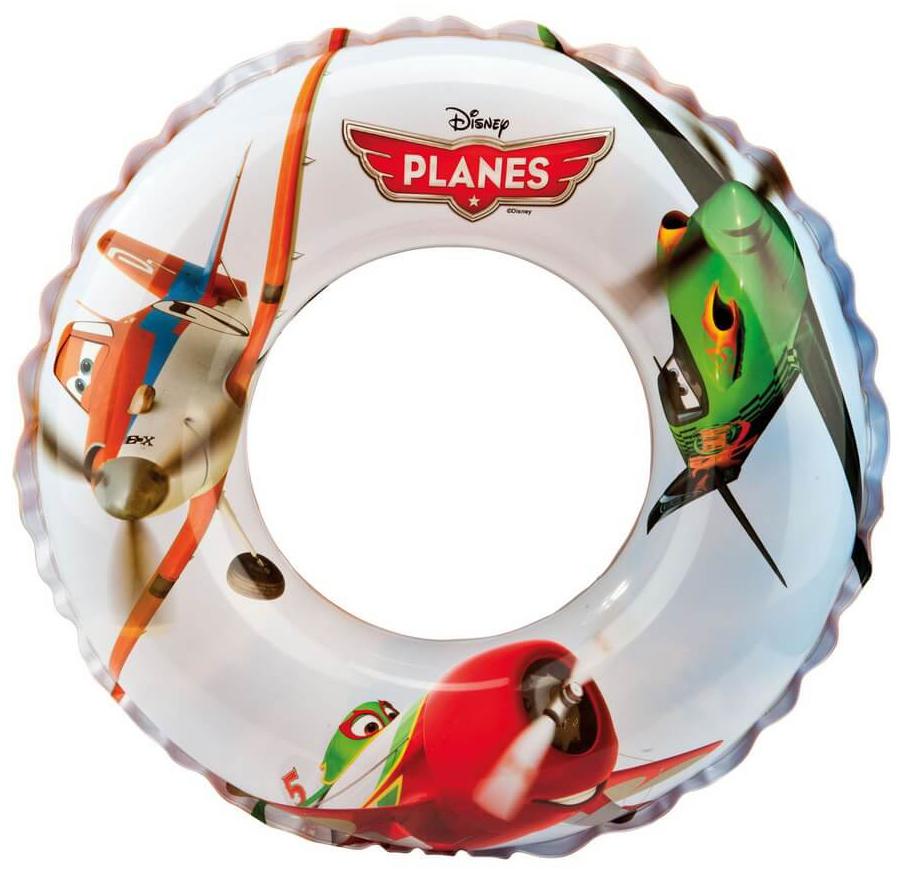 Надувной круг Intex Самолеты, 61 см, от 3 лет. с56208 круг надувной swimtrainer classic от 3 месяцев до 4 лет цвет красный 10110