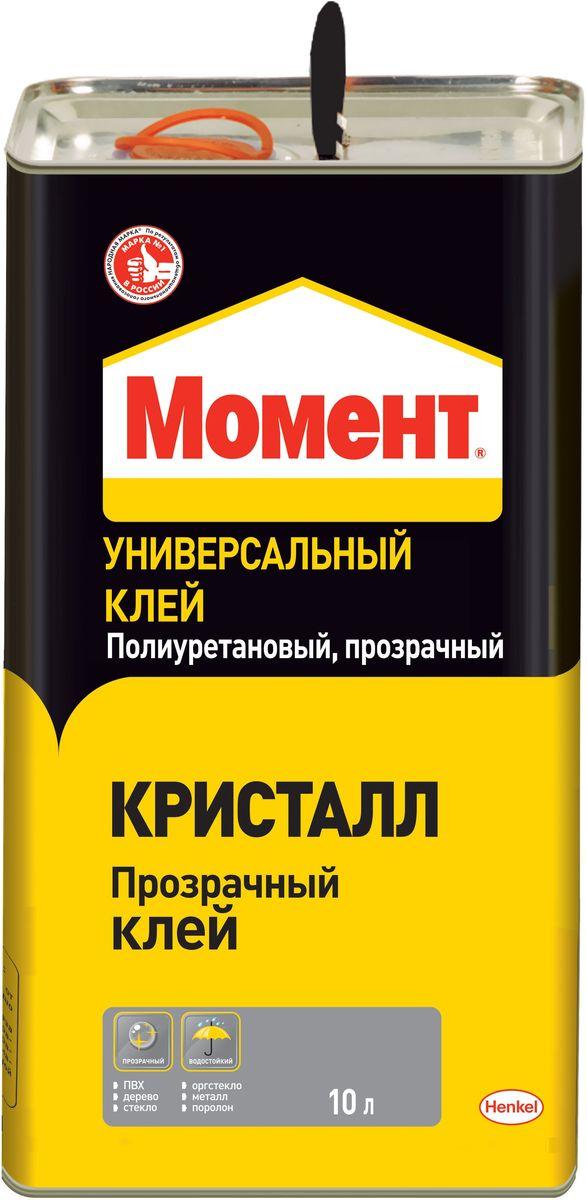 Клей Момент  Кристалл , 10 л - Бытовая химия