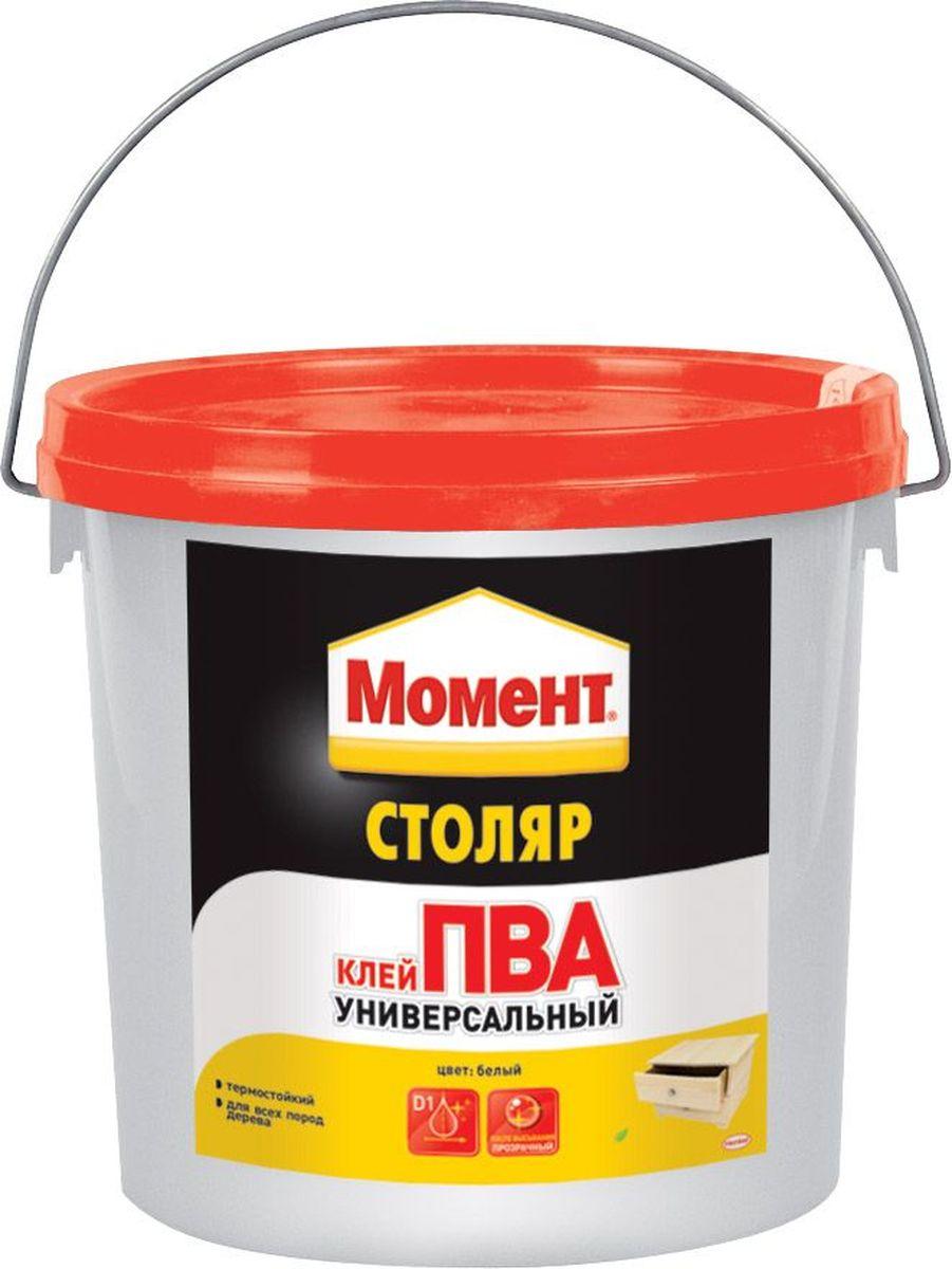 Клей Момент Stolyar Pva Glue Uni, 3 кг клей для дерева момент столяр super pva 750г 422988
