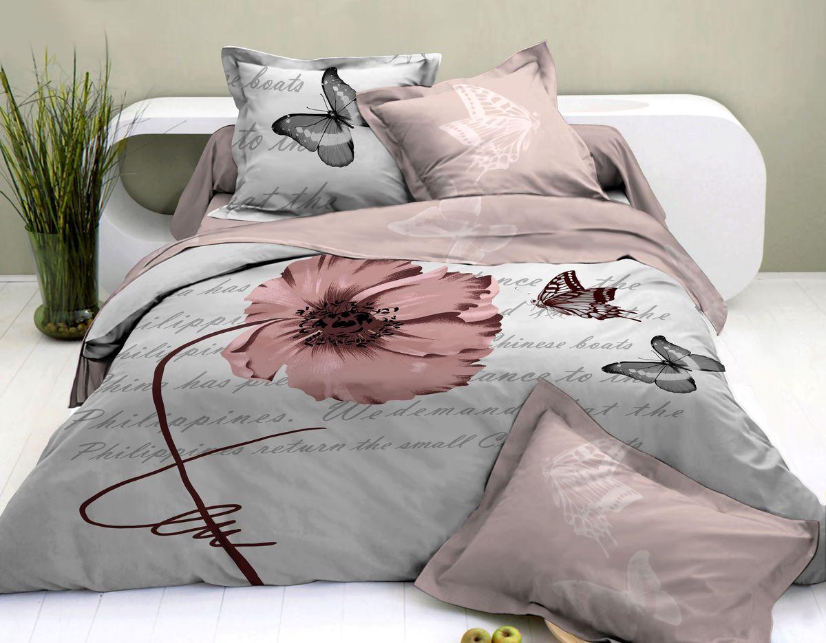 Комплект белья Коллекция Виолетта, 2-спальный, наволочки 70x70. СР2/70/ОЗ/виоСР2/70/ОЗ/вио