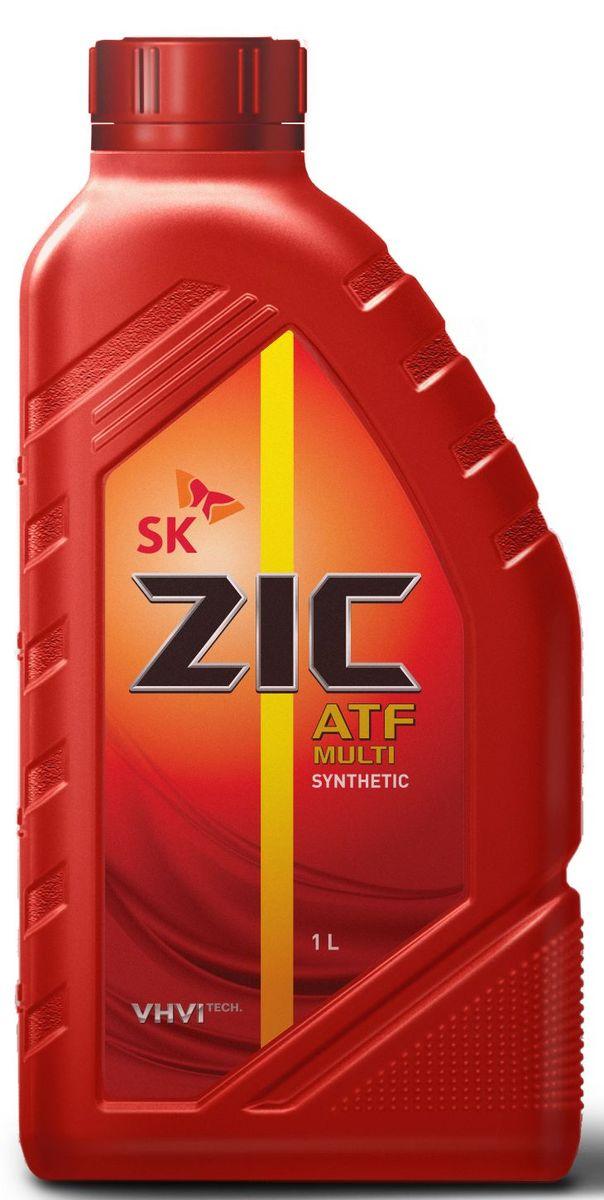 Масло трансмиссионное ZIС ATF Multi, 1 л. 132628132628ZIС ATF Multi - универсальное синтетическое трансмиссионное масло для автоматических коробок передач, превосходящее требования стандарта JASO-1A, на основе которого разрабатываются спецификации жидкостей для АКПП. Плотность при 15°C: 0,8437 г/см3.Температура вспышки: 224°С. Температура застывания: -50°С.Индекс вязкости: 172.