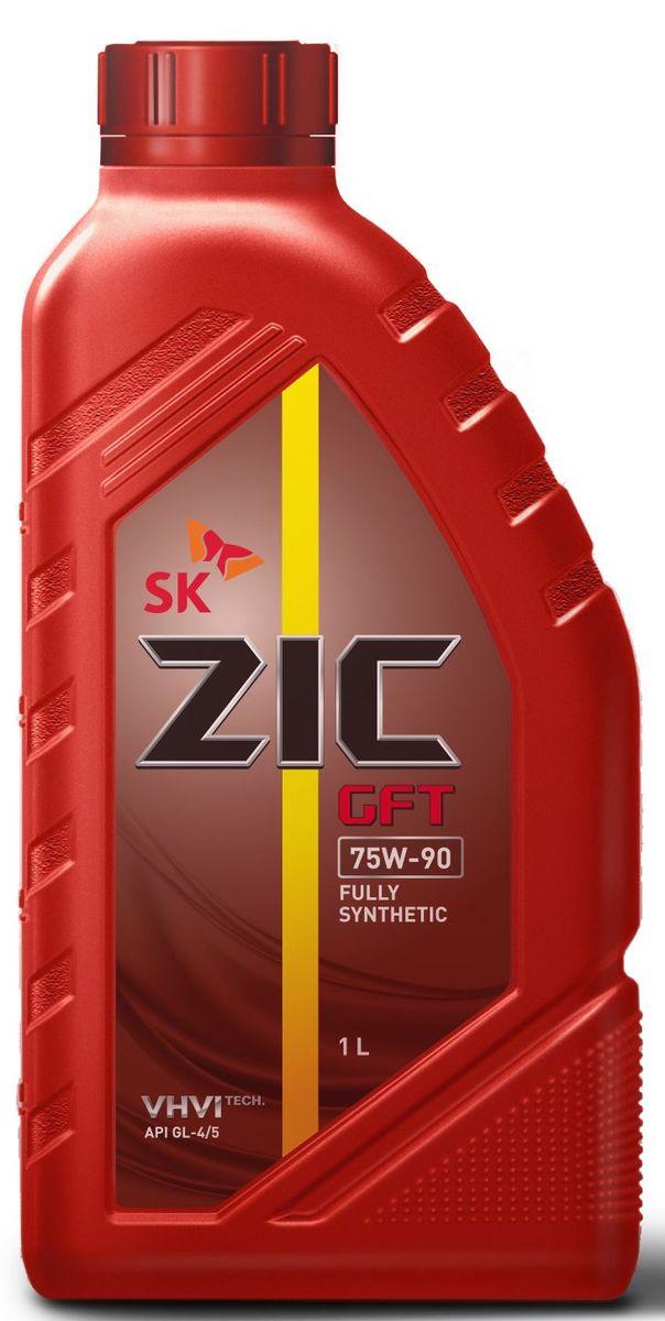 Масло трансмиссионное ZIС GFT,классвязкости75W-90,APIGL-4/5, 1 л. 132629132629ZIС GFT - полностью синтетическое трансмиссионное масло для механических коробок передач и ведущих мостов. Произведено на основе полиальфаолефинов (ПАО). Плотность при 15°C: 0,8568 г/см3.Температура вспышки: 212°С. Температура застывания: -47,5°С.Индекс вязкости: 197.