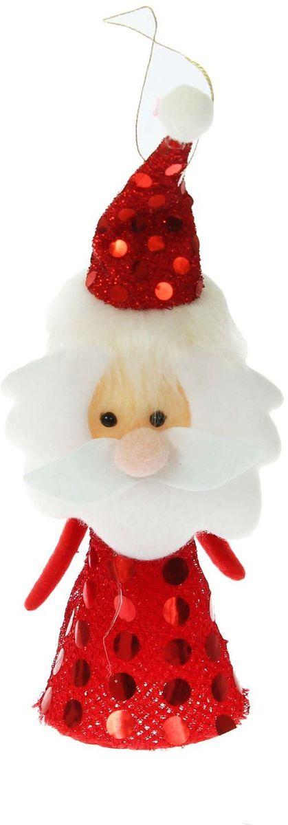 Sima-land Новогодняя игрушка-прыгун Дед мороз 1380415