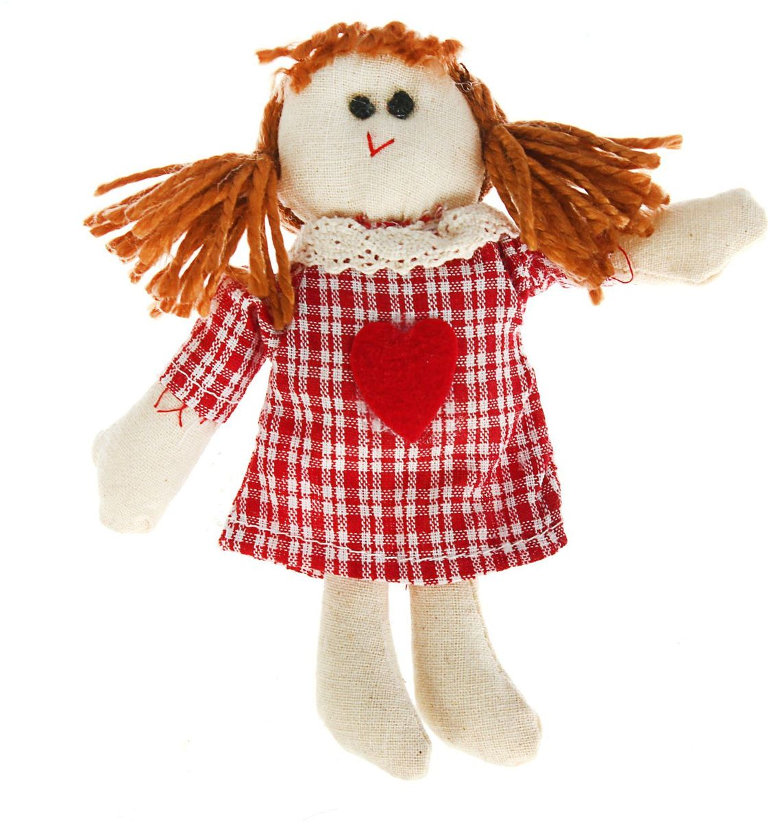 Sima-land Мягкая кукла Анфиса 1531410 sima land кукла на руку волк