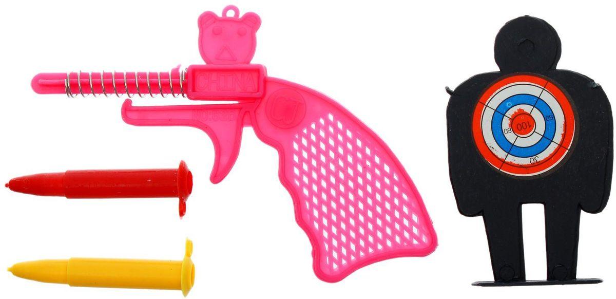 Sima-land Стрелялка Пистолет цвет в ассортименте 1640264