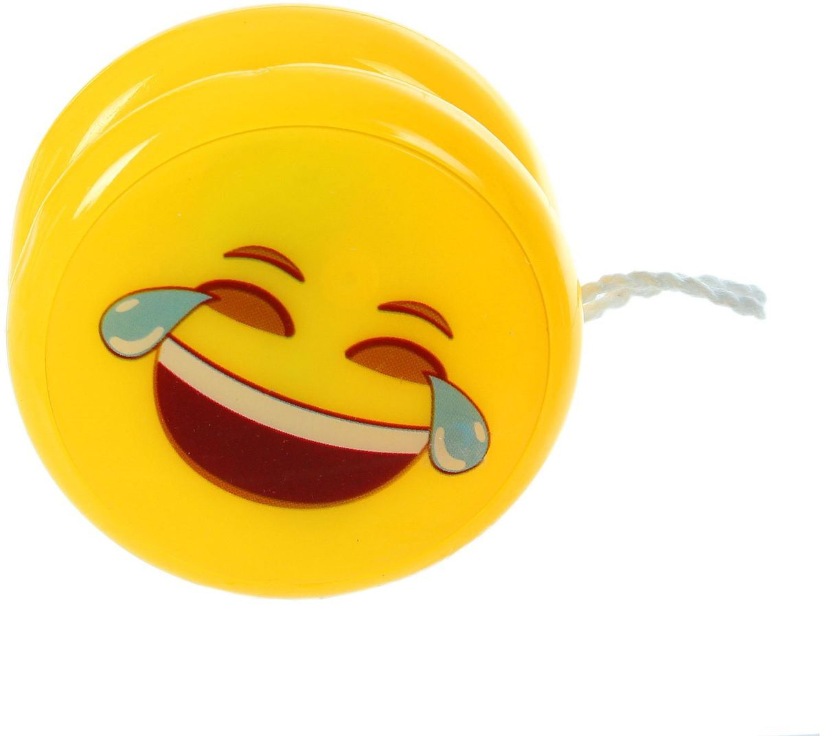 Sima-land Йо-йо Смайл 1656533 игрушка йо йо 1 toy на палец