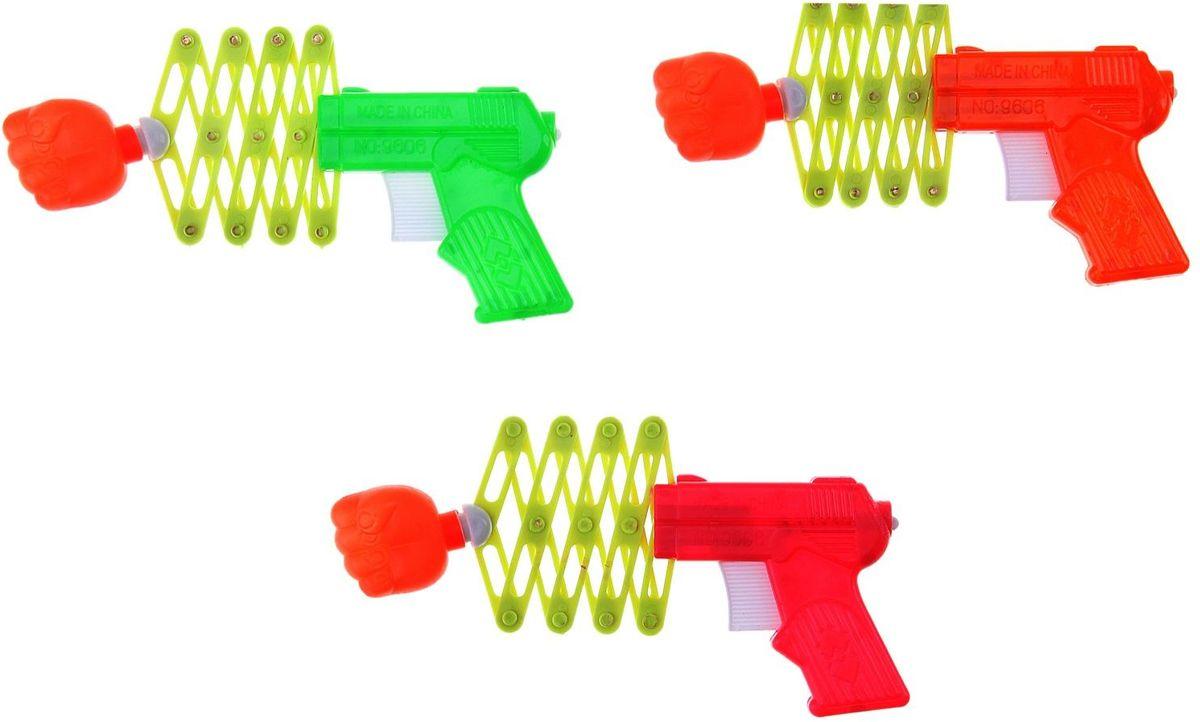 Sima-land Стрелялка Пистолет 331352, Развлекательные игрушки  - купить со скидкой