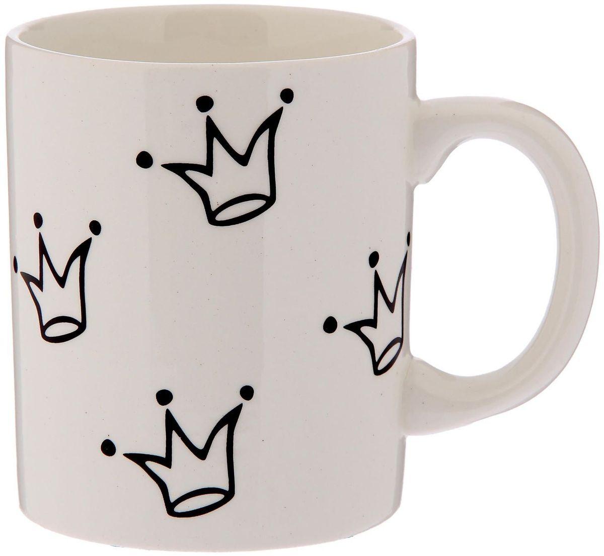 Кружка Сотвори чудо My Little Crown, 320 мл2277830Хотите обновить интерьер кухни или гостиной? Устраиваете необычную фотосессию или тематический праздник? А может, просто ищете подарок для близкого человека?Кружка станет любимым аксессуаром на долгие годы. Относитесь к изделию бережно, и оно будет дарить прекрасное настроение каждый день!