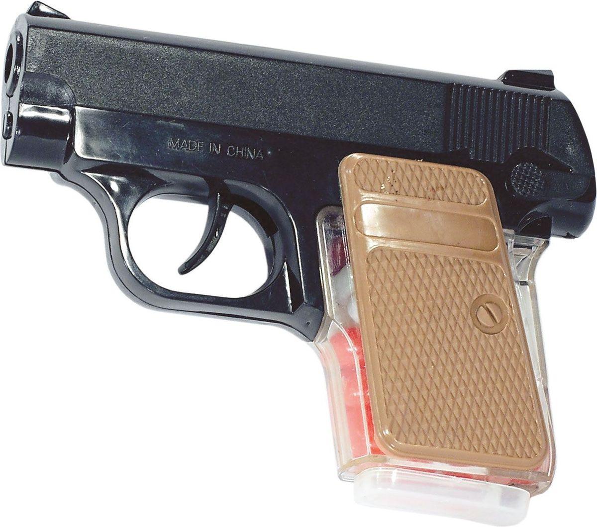 Игрушка Пистолет фруктовый мармелад с игрушкой, 15 г ударница мармелад со вкусом персика 325 г