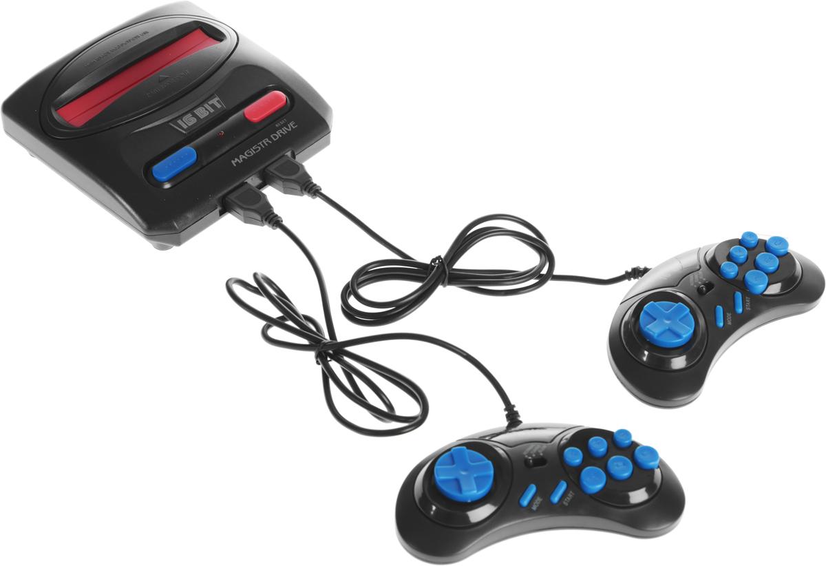 Игровая приставка Sega Magistr Drive 2 Little portable sega micro drive festa игровая приставка 19 игр