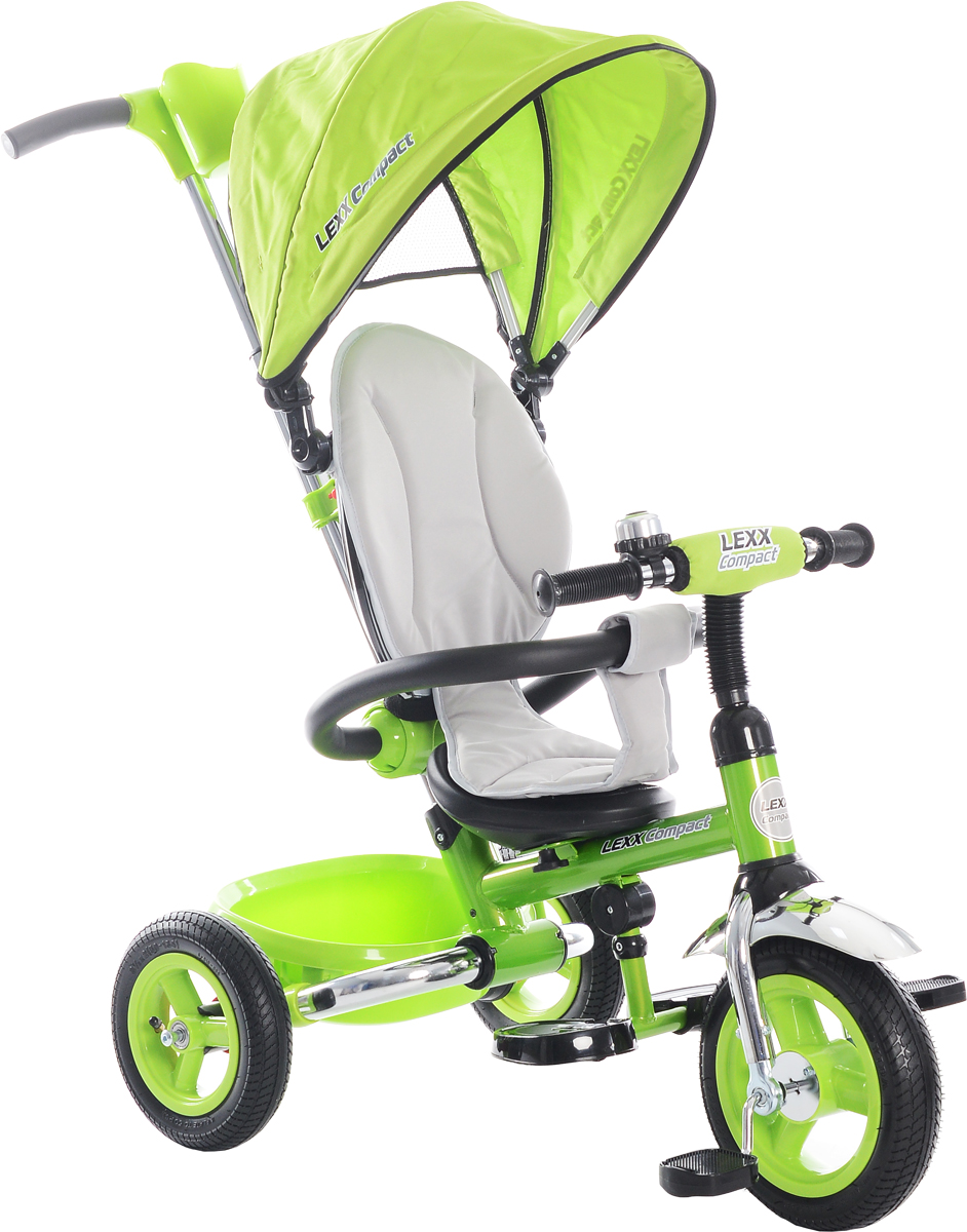 GT Велосипед-каталка GT8764 Lexx Compact цвет зеленый
