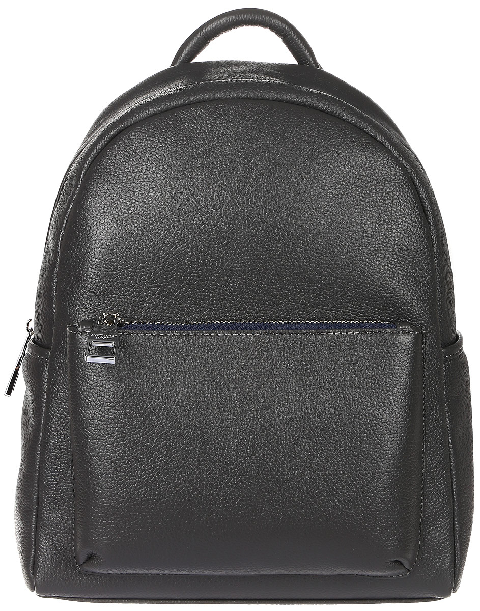 Рюкзак женский Alessandro Birutti , цвет: темно-серый. 4027 сумка женская alessandro birutti цвет темно синий 4013