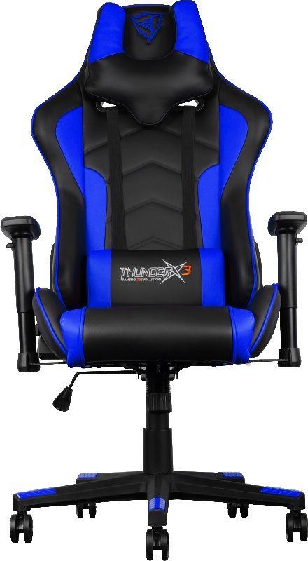 ThunderX3 TX3-22, Black Blue профессиональное геймерское кресло - Игровые кресла