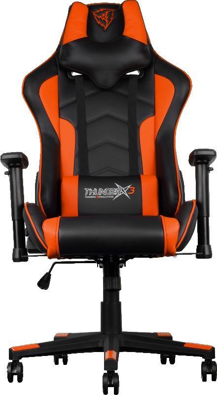ThunderX3 TX3-22, Black Orange профессиональное геймерское кресло