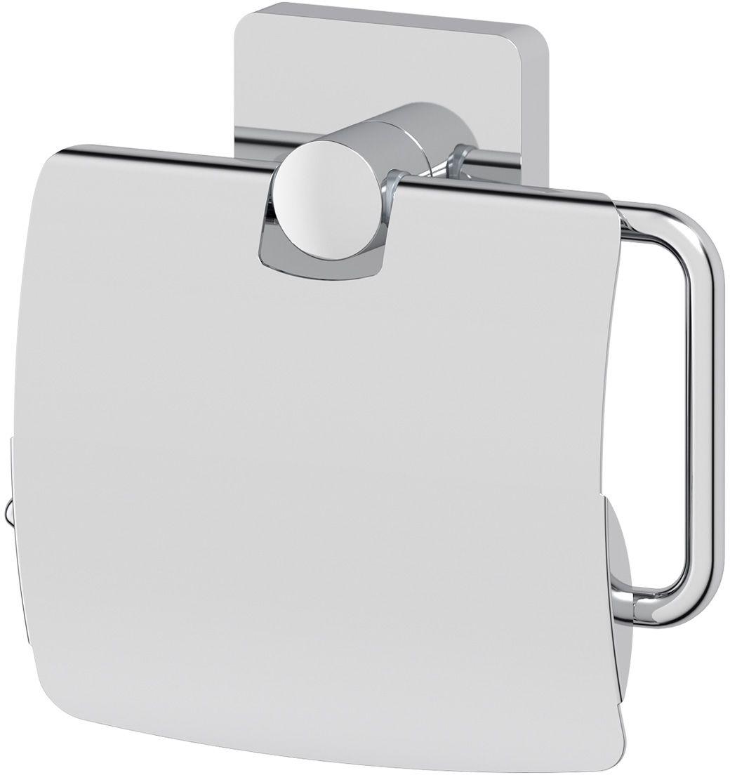 Держатель туалетной бумаги Ellux Avantgarde, с крышкой, цвет: хром. AVA 066AVA 066Аксессуары торговой марки Ellux производятся на заводе ELLUX Gluck s.r.o., имеющем 20-летний опыт работы.Продукция завода Ellux представлена на российском рынке уже более 10 лет и за это время успела завоевать заслуженную популярность у покупателей, отдающих предпочтение дорогой и качественной продукции. Весь цикл производства изделий осуществляется на территории Чешской республики. Высококачественная латунь — дорогостоящий многокомпонентный медный сплав с основным легирующим элементом – цинком. Обладает высокой прочностью и коррозионной стойкостью. Считается лучшим материалом для изготовления аксессуаров, смесителей и другого сантехнического оборудования. Гарантия 15 лет. Длительный срок службы подтверждается 15-ти летней гарантией производителя при условии правильной эксплуатации. Проверенное временем качество продукции завода ELLUX Gluck s.r.o. позволяет производителю гарантировать длительный срок ее эксплуатации.Надежное крепление аксессуаров к стене обусловлено использованием качественных и прочных материалов крепежных элементов и хорошо продуманной конструкцией, разработанной с учетом возможных нагрузок. Премиум качество. Находясь в более доступном ценовом сегменте, аксессуары торговой марки ELLUX обладают всеми качествами продукции PREMIUM В производстве аксессуаров используется высокосортная латунь, которая является идеальным материалом для эксплуатации в условиях повышенной влажности. Технически совершенные конструкции аксессуаров имеют надежное скрытое крепление к стене. Трудоемкая ручная полировка изделий до зеркального блеска и строгое соблюдение технологического цикла при гальванизации хромом обеспечивают идеально гладкую поверхность и высокую устойчивость покрытия. Сделано из латуни. Латунь, используемая в производстве аксессуаров, обладает высокой прочностью и коррозионной стойкостью, и считается лучшим материалом для изготовления аксессуаров. Ручная полировка позволяет 