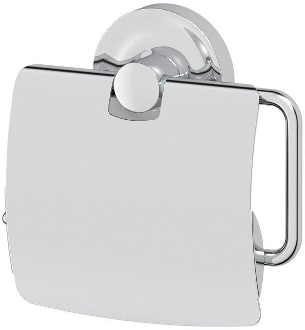 Держатель туалетной бумаги Ellux Elegance, с крышкой, цвет: хром. ELE 066ELE 066Аксессуары торговой марки Ellux производятся на заводе ELLUX Gluck s.r.o., имеющем 20-летний опыт работы. Предприятие расположено в Злинском крае, исторически знаменитом своим промышленным потенциалом. Компоненты из всемирно известного богемского хрусталя выгодно дополняют серии аксессуаров. Широкий ассортимент, разнообразие форм, высочайшее качество исполнения и техническое?совершенство продукции отвечают самым высоким требованиям. Продукция завода Ellux представлена на российском рынке уже более 10 лет и за это время успела завоевать заслуженную популярность у покупателей, отдающих предпочтение дорогой и качественной продукции.100% made in Czech Republic Весь цикл производства изделий осуществляется на территории Чешской республики.Высококачественная латунь — дорогостоящий многокомпонентный медный сплав с основным легирующим элементом – цинком. Обладает высокой прочностью и коррозионной стойкостью. Считается лучшим материалом для изготовления аксессуаров, смесителей и другого сантехнического оборудования.Гарантия 15 лет. Длительный срок службы подтверждается 15-ти летней гарантией производителя при условии правильной эксплуатации.Проверенное временем качество продукции завода ELLUX Gluck s.r.o. позволяет производителю гарантировать длительный срок ее эксплуатации. Надежное крепление аксессуаров к стене обусловлено использованием качественных и прочных материалов крепежных элементов и хорошо продуманной конструкцией, разработанной с учетом возможных нагрузок.Премиум качество. Находясь в более доступном ценовом сегменте, аксессуары торговой марки ELLUX обладают всеми качествами продукции PREMIUMПроизведено в Чехии. Завод ELLUX Gluck s.r.o. — единственный производитель аксессуаров на территории Чешской Республики.В производстве аксессуаров используется высокосортная латунь, которая является идеальным материалом для эксплуатации в условиях повышенной влажности. Технически совершенные конст