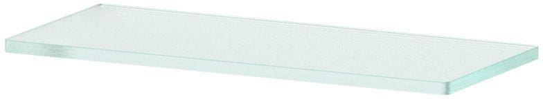 Полка для ванной Ellux, 30 см, для AVA 033, цвет: матовое стекло. ELU 012