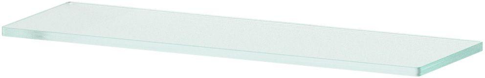 Полка для ванной Ellux, 40 см, для AVA 033, цвет: матовое стекло. ELU 014ELU 014Аксессуары торговой марки Ellux производятся на заводе ELLUX Gluck s.r.o., имеющем 20-летний опыт работы. Предприятие расположено в Злинском крае, исторически знаменитом своим промышленным потенциалом. Компоненты из всемирно известного богемского хрусталя выгодно дополняют серии аксессуаров. Широкий ассортимент, разнообразие форм, высочайшее качество исполнения и техническое?совершенство продукции отвечают самым высоким требованиям. Продукция завода Ellux представлена на российском рынке уже более 10 лет и за это время успела завоевать заслуженную популярность у покупателей, отдающих предпочтение дорогой и качественной продукции.100% made in Czech Republic Весь цикл производства изделий осуществляется на территории Чешской республики.В производстве полок используется высококачественное матированное стекло марки Satinovo Mate Clear.Saint-Gobain Glass признанный мировой лидер в производстве высококачественного стекла, поэтому для производства стеклянных полок применяется матовое стекло «Satinovo Mate Clear» 8 мм именно этого производителя.Стеклянные полки производятся из высококачественного матового стекла 8 мм «Satinovo Mate Clear» завода Saint-Gobain Glass Deutschland GMBH. Остальные стеклянные компоненты изготовлены из богемского хрусталя фабрики Crystal Bohemia, a.s.Варианты комплектации. Покупателям предоставляется возможность выбирать хрустальные компоненты (стакан, мыльница, дозатор жидкого мыла) в матовом и прозрачном исполнении. Обратите внимание, что хрустальные колбы туалетного ерша и стеклянные полки предлагаются только в матовом исполнении.Проверенное временем качество продукции завода ELLUX Gluck s.r.o. позволяет производителю гарантировать длительный срок ее эксплуатации. Премиум качество. Находясь в более доступном ценовом сегменте, аксессуары торговой марки ELLUX обладают всеми качествами продукции PREMIUMПроизведено в Чехии. Завод ELLUX Gluck s.r.o. — единственный произво
