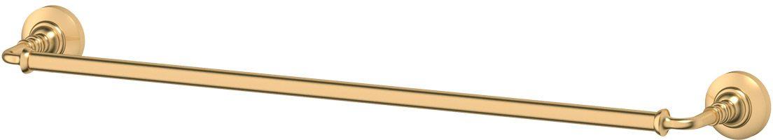 Держатель полотенец 3SC Stilmar, 60 см, цвет: матовое золото. STI 313STI 011Дизайн коллекций компании 3SC оригинален и узнаваем. Цель дизайнеров — находить равновесие между эстетикой и функциональностью. Это обдуманная четкая философия, которая проходит через все процессы производства мастерской региона Тоскана.Многолетний опыт, воплощение социальных и культурных традиций, а также постоянный поиск новых решений?– все это сконцентрировано в коллекциях 3SC. Особенное внимание уделяется декоративной отделке изделий, которая выполнена умелыми руками настоящих итальянских мастеров. Разнообразие стилей позволяет удовлетворить различные вкусы клиента от «классики» до «хай-тек», давая возможность гармонично сочетать аксессуары с зеркалами и освещением.